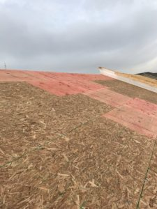fire retardant roof sheathing